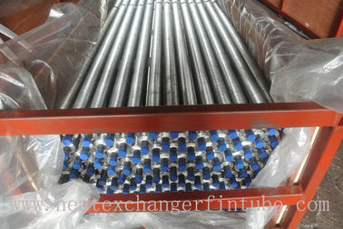 A179 SMLS Carbon Steel OD19X1.25WT LL Type Fins Radiator Tube with Spacer Box