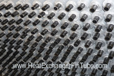 A179 cold drawn seamless carbon steel Heat Exchanger Fin Tube OD 1''
