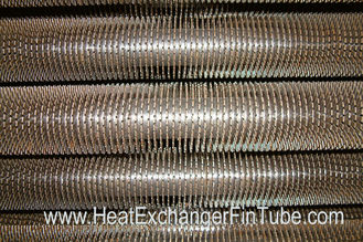 U Bent Welded Spiral Evaporator Tube , SA210 Gr. C SMLS Carbon Steel Tube